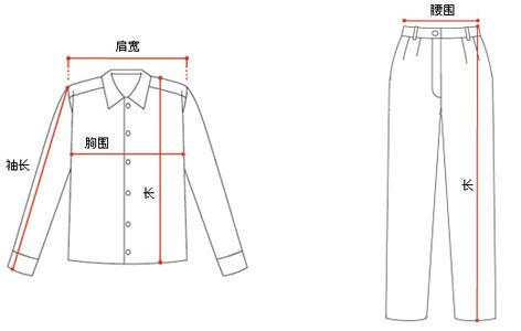 手绘卫衣裤子设计图